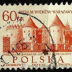 Sellos: POLONIA 1965- YV 1453. Lote 76636551