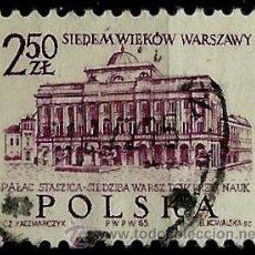 Sellos: POLONIA 1965- YV 1456. Lote 52000268
