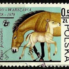 Sellos: POLONIA 1978- YV 2414. Lote 52002806