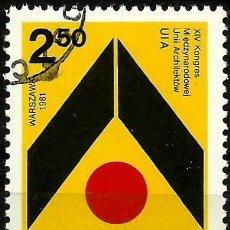 Sellos: POLONIA 1981- YV 2555. Lote 52004620
