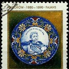 Sellos: POLONIA 1981- YV 2559. Lote 52004656