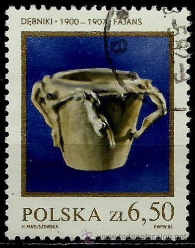 POLONIA 1981- YV 2560 (Sellos - Extranjero - Europa - Polonia)