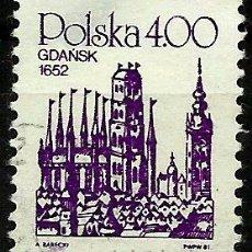 Sellos: POLONIA 1981- YV 2568. Lote 52004747