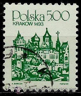 POLONIA 1981- YV 2569 (Sellos - Extranjero - Europa - Polonia)