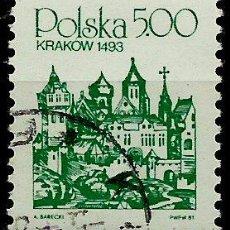 Sellos: POLONIA 1981- YV 2569. Lote 52004755
