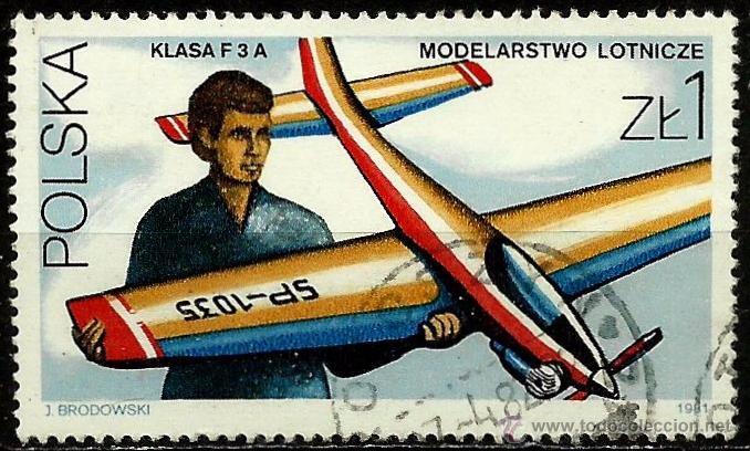 POLONIA 1981- YV 2573 (Sellos - Extranjero - Europa - Polonia)