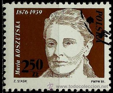 POLONIA 1981- YV 2590 (Sellos - Extranjero - Europa - Polonia)