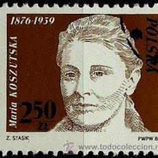 Sellos: POLONIA 1981- YV 2590. Lote 52004812