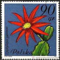 Sellos: POLONIA 1981- YV 2599. Lote 52004827