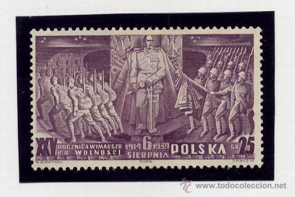 POLONIA - LOTE DE 120 SELLOS DISTINTOS ENTRE 1939 Y 1959 - USADOS Y NUEVOS - VER FOTOS DE TODOS - (Sellos - Extranjero - Europa - Polonia)