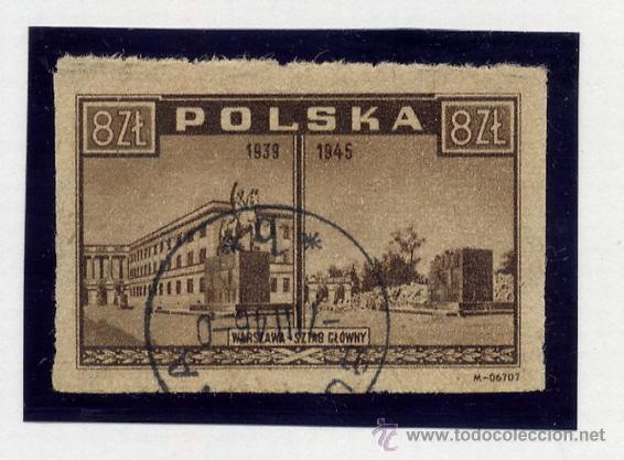Sellos: POLONIA - LOTE DE 120 SELLOS DISTINTOS ENTRE 1939 Y 1959 - USADOS Y NUEVOS - VER FOTOS DE TODOS - - Foto 2 - 52734381