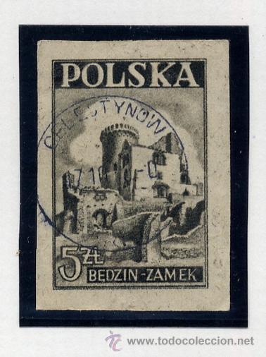 Sellos: POLONIA - LOTE DE 120 SELLOS DISTINTOS ENTRE 1939 Y 1959 - USADOS Y NUEVOS - VER FOTOS DE TODOS - - Foto 3 - 52734381