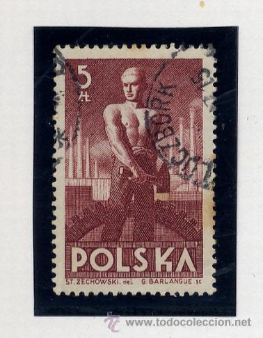 Sellos: POLONIA - LOTE DE 120 SELLOS DISTINTOS ENTRE 1939 Y 1959 - USADOS Y NUEVOS - VER FOTOS DE TODOS - - Foto 6 - 52734381