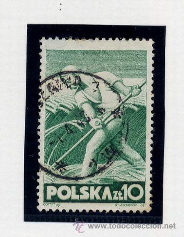 Sellos: POLONIA - LOTE DE 120 SELLOS DISTINTOS ENTRE 1939 Y 1959 - USADOS Y NUEVOS - VER FOTOS DE TODOS - - Foto 7 - 52734381