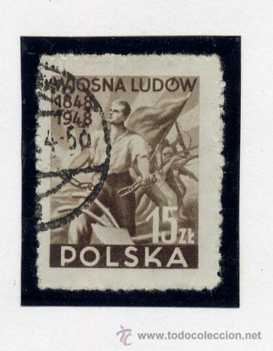 Sellos: POLONIA - LOTE DE 120 SELLOS DISTINTOS ENTRE 1939 Y 1959 - USADOS Y NUEVOS - VER FOTOS DE TODOS - - Foto 9 - 52734381