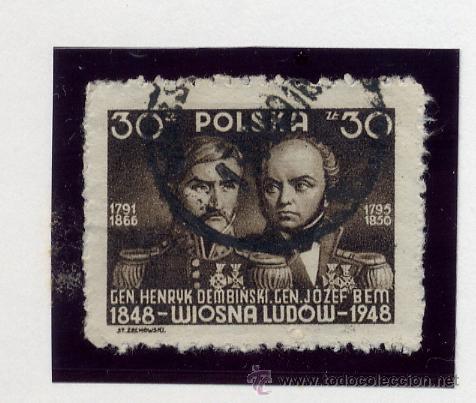 Sellos: POLONIA - LOTE DE 120 SELLOS DISTINTOS ENTRE 1939 Y 1959 - USADOS Y NUEVOS - VER FOTOS DE TODOS - - Foto 10 - 52734381