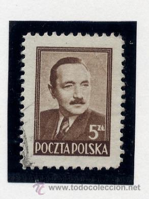Sellos: POLONIA - LOTE DE 120 SELLOS DISTINTOS ENTRE 1939 Y 1959 - USADOS Y NUEVOS - VER FOTOS DE TODOS - - Foto 11 - 52734381