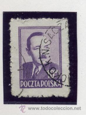 Sellos: POLONIA - LOTE DE 120 SELLOS DISTINTOS ENTRE 1939 Y 1959 - USADOS Y NUEVOS - VER FOTOS DE TODOS - - Foto 12 - 52734381