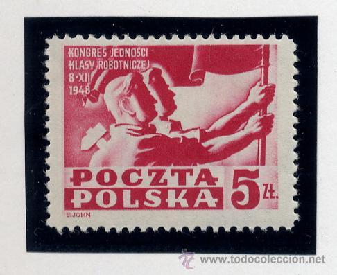 Sellos: POLONIA - LOTE DE 120 SELLOS DISTINTOS ENTRE 1939 Y 1959 - USADOS Y NUEVOS - VER FOTOS DE TODOS - - Foto 14 - 52734381