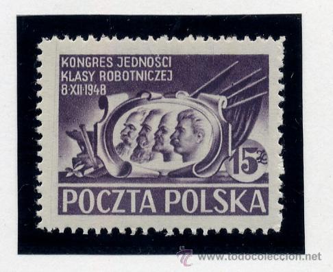 Sellos: POLONIA - LOTE DE 120 SELLOS DISTINTOS ENTRE 1939 Y 1959 - USADOS Y NUEVOS - VER FOTOS DE TODOS - - Foto 15 - 52734381