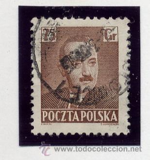 Sellos: POLONIA - LOTE DE 120 SELLOS DISTINTOS ENTRE 1939 Y 1959 - USADOS Y NUEVOS - VER FOTOS DE TODOS - - Foto 21 - 52734381