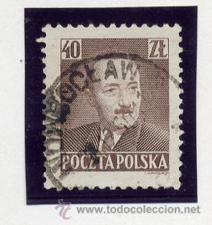 Sellos: POLONIA - LOTE DE 120 SELLOS DISTINTOS ENTRE 1939 Y 1959 - USADOS Y NUEVOS - VER FOTOS DE TODOS - - Foto 22 - 52734381