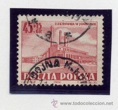 Sellos: POLONIA - LOTE DE 120 SELLOS DISTINTOS ENTRE 1939 Y 1959 - USADOS Y NUEVOS - VER FOTOS DE TODOS - - Foto 33 - 52734381
