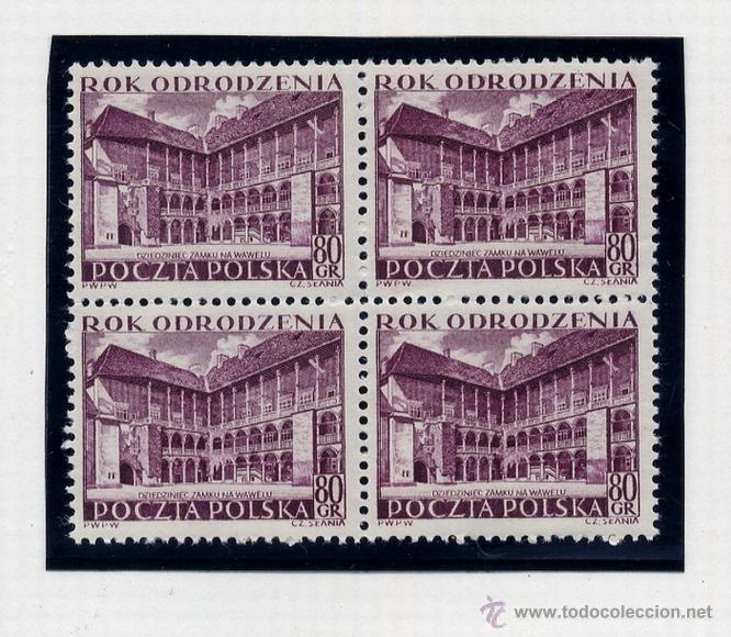 Sellos: POLONIA - LOTE DE 120 SELLOS DISTINTOS ENTRE 1939 Y 1959 - USADOS Y NUEVOS - VER FOTOS DE TODOS - - Foto 39 - 52734381