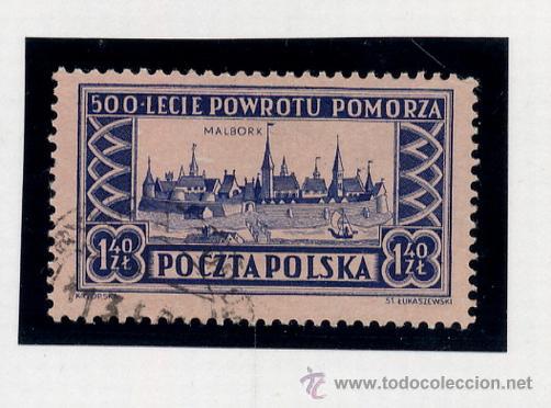 Sellos: POLONIA - LOTE DE 120 SELLOS DISTINTOS ENTRE 1939 Y 1959 - USADOS Y NUEVOS - VER FOTOS DE TODOS - - Foto 41 - 52734381