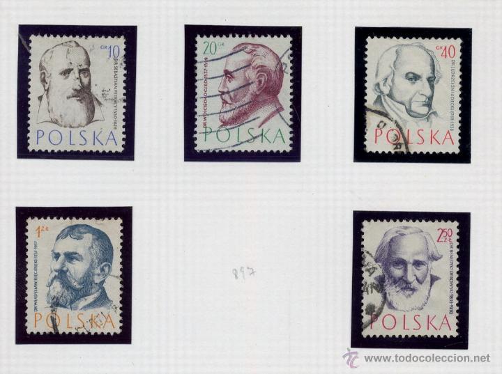 Sellos: POLONIA - LOTE DE 120 SELLOS DISTINTOS ENTRE 1939 Y 1959 - USADOS Y NUEVOS - VER FOTOS DE TODOS - - Foto 50 - 52734381