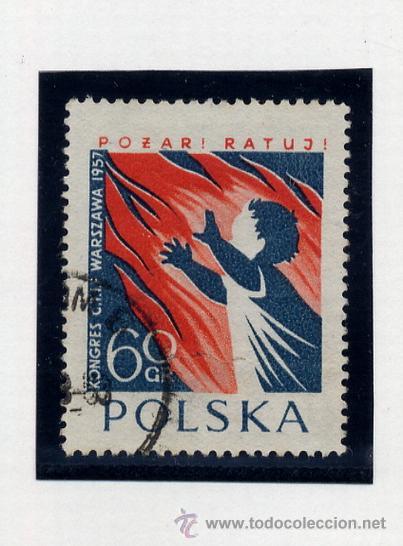 Sellos: POLONIA - LOTE DE 120 SELLOS DISTINTOS ENTRE 1939 Y 1959 - USADOS Y NUEVOS - VER FOTOS DE TODOS - - Foto 51 - 52734381