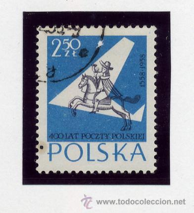 Sellos: POLONIA - LOTE DE 120 SELLOS DISTINTOS ENTRE 1939 Y 1959 - USADOS Y NUEVOS - VER FOTOS DE TODOS - - Foto 58 - 52734381