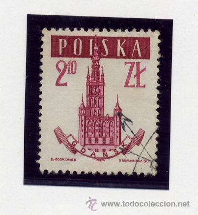 Sellos: POLONIA - LOTE DE 120 SELLOS DISTINTOS ENTRE 1939 Y 1959 - USADOS Y NUEVOS - VER FOTOS DE TODOS - - Foto 60 - 52734381