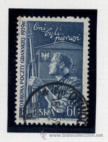 Sellos: POLONIA - LOTE DE 120 SELLOS DISTINTOS ENTRE 1939 Y 1959 - USADOS Y NUEVOS - VER FOTOS DE TODOS - - Foto 63 - 52734381
