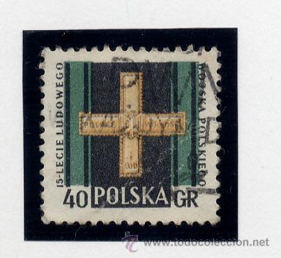 Sellos: POLONIA - LOTE DE 120 SELLOS DISTINTOS ENTRE 1939 Y 1959 - USADOS Y NUEVOS - VER FOTOS DE TODOS - - Foto 66 - 52734381