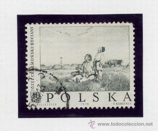 Sellos: POLONIA - LOTE DE 120 SELLOS DISTINTOS ENTRE 1939 Y 1959 - USADOS Y NUEVOS - VER FOTOS DE TODOS - - Foto 69 - 52734381