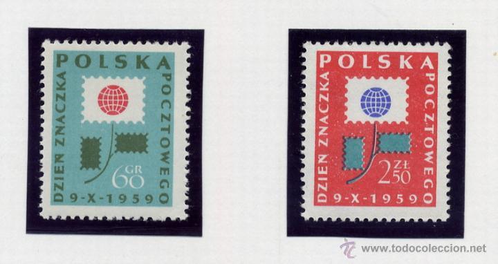 Sellos: POLONIA - LOTE DE 120 SELLOS DISTINTOS ENTRE 1959 Y 1964 - USADOS Y NUEVOS - VER FOTOS DE TODOS - - Foto 8 - 52734652