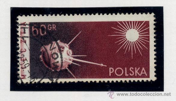 Sellos: POLONIA - LOTE DE 120 SELLOS DISTINTOS ENTRE 1959 Y 1964 - USADOS Y NUEVOS - VER FOTOS DE TODOS - - Foto 9 - 52734652