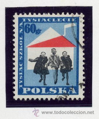 Sellos: POLONIA - LOTE DE 120 SELLOS DISTINTOS ENTRE 1959 Y 1964 - USADOS Y NUEVOS - VER FOTOS DE TODOS - - Foto 11 - 52734652