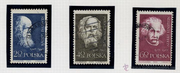 Sellos: POLONIA - LOTE DE 120 SELLOS DISTINTOS ENTRE 1959 Y 1964 - USADOS Y NUEVOS - VER FOTOS DE TODOS - - Foto 12 - 52734652
