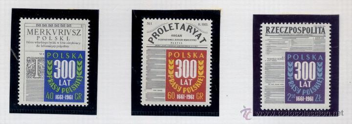 Sellos: POLONIA - LOTE DE 120 SELLOS DISTINTOS ENTRE 1959 Y 1964 - USADOS Y NUEVOS - VER FOTOS DE TODOS - - Foto 18 - 52734652