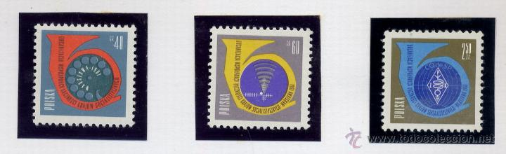 Sellos: POLONIA - LOTE DE 120 SELLOS DISTINTOS ENTRE 1959 Y 1964 - USADOS Y NUEVOS - VER FOTOS DE TODOS - - Foto 21 - 52734652