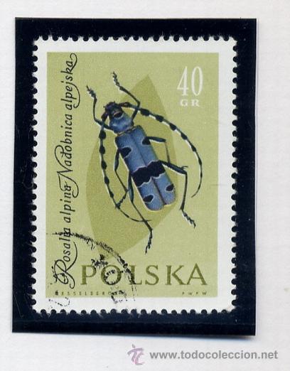 Sellos: POLONIA - LOTE DE 120 SELLOS DISTINTOS ENTRE 1959 Y 1964 - USADOS Y NUEVOS - VER FOTOS DE TODOS - - Foto 23 - 52734652
