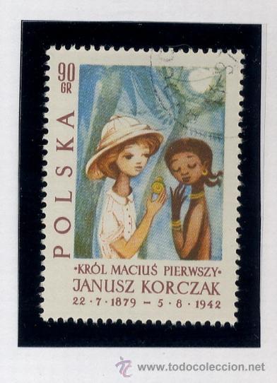 Sellos: POLONIA - LOTE DE 120 SELLOS DISTINTOS ENTRE 1959 Y 1964 - USADOS Y NUEVOS - VER FOTOS DE TODOS - - Foto 29 - 52734652