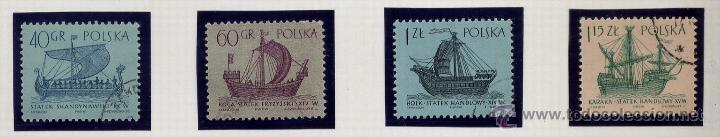 Sellos: POLONIA - LOTE DE 120 SELLOS DISTINTOS ENTRE 1959 Y 1964 - USADOS Y NUEVOS - VER FOTOS DE TODOS - - Foto 33 - 52734652