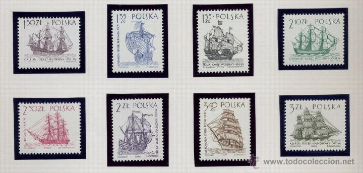 Sellos: POLONIA - LOTE DE 120 SELLOS DISTINTOS ENTRE 1959 Y 1964 - USADOS Y NUEVOS - VER FOTOS DE TODOS - - Foto 34 - 52734652