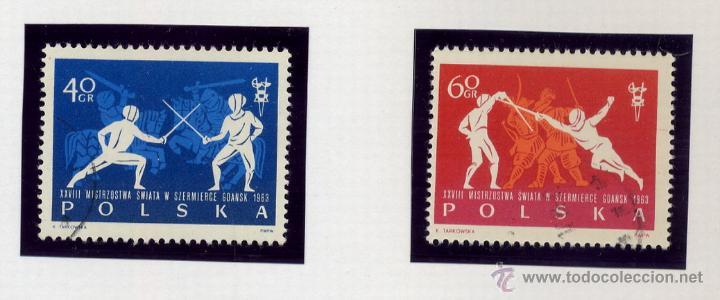 Sellos: POLONIA - LOTE DE 120 SELLOS DISTINTOS ENTRE 1959 Y 1964 - USADOS Y NUEVOS - VER FOTOS DE TODOS - - Foto 35 - 52734652
