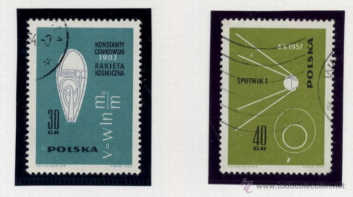 Sellos: POLONIA - LOTE DE 120 SELLOS DISTINTOS ENTRE 1959 Y 1964 - USADOS Y NUEVOS - VER FOTOS DE TODOS - - Foto 40 - 52734652