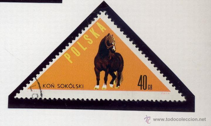 Sellos: POLONIA - LOTE DE 120 SELLOS DISTINTOS ENTRE 1959 Y 1964 - USADOS Y NUEVOS - VER FOTOS DE TODOS - - Foto 43 - 52734652