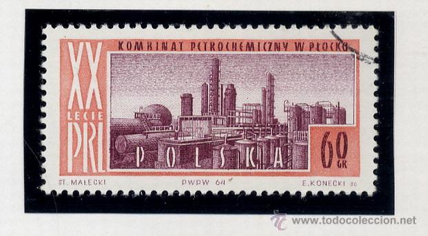Sellos: POLONIA - LOTE DE 120 SELLOS DISTINTOS ENTRE 1959 Y 1964 - USADOS Y NUEVOS - VER FOTOS DE TODOS - - Foto 54 - 52734652